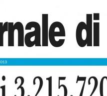 Da sabato 1 dicembre è in edicola il nuovo numero del Giornale di Scicli