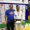 """Judo – Lo sciclitano Daniele Mililli è medaglia d'argento nella finale """"Coppa Italia 2017"""" Junior e Senior"""