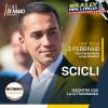 Luigi Di Maio a Scicli il 3 febbraio al Cinema Italia