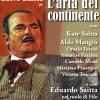 """Teatro Italia: Comincia la stagione con """"L'Aria del Continente"""" con Salvo Saitta. Giorno 7 febbraio."""