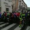 Ciclismo a Scicli: Igor Scafidi taglia il traguardo della Granfondo 2018.