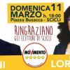 I parlamentari grillini Pisani e Lorefice domani a Scicli per ringraziare gli elettori.