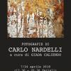 Le foto di Carlo Nardelli al Brancati dal 7 aprile.