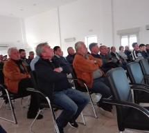 Crisi dell'agricoltura iblea: ieri sera il consiglio comunale al Mercato Spinello.