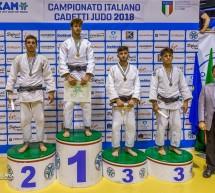 Judo: Filippo Cicciarella è medaglia di bronzo ai Campionati italiani cadetti