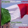 25 aprile: 73esimo anniversario della Liberazione
