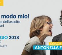 L'importanza dell'ascolto nelle relazioni, workshop di Antonella Firgato a Casa Imbastita.