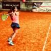 Tennis: Giulia Adamo al Foro Italico per il Master BNL.