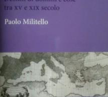 """""""Storie Mediterranee"""": le copie del libro al Brancati"""