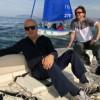 """""""Una vela senza esclusi"""": Ignazio Drago e la sua Azzurri 1 al 3° posto nella regata di Palermo."""