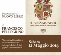 """Il Club per l'Unesco di Scicli  presenta il libro """"Il gran Maestro"""""""