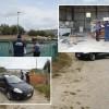 Carabinieri NOE: Sequestrata area adibita allo stoccaggio di rifiuti