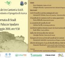 Scavi al Castello dei Tre Cantoni, sulla collina di San Matteo: Si presenta il progetto giorno 26 maggio a Palazzo Spadaro.