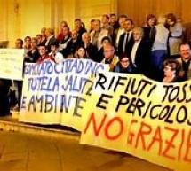 Ultimora: Musumeci dichiara la sospensione dell'autorizzazione per i rifiuti pericolosi all'Acif.