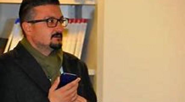 """Carmelo Riccotti La Rocca vince il """"Premio  giornalistico internazionale Marco Luchetta"""" 2018."""