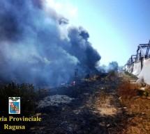 Prevenzione incendi: vietato bruciare all'aperto da giugno al 15 ottobre 2018.