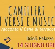 Il cane di terracotta: lettura e musica domani (14 giugno) a Palazzo Spadaro.