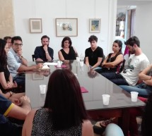 A Scicli è in corso un workshop internazionale di ricercatori scientifici. Li guida il dott. Francesco Papaleo.