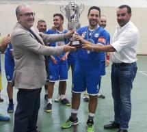"""Pallamano: Agriblù Scicli  vince anche la """"Coppa Sicilia 2018″."""