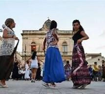 A scuola di pizzica, con il Taranta Sicily Fest il 13 agosto a Scicli