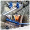 Risolti due annosi problemi nella rete idrica comunale