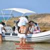 QUANDO LA SOLIDARIETA' CAVALCA LE ONDE…..! Il Circolo nautico di Cava d'Aliga