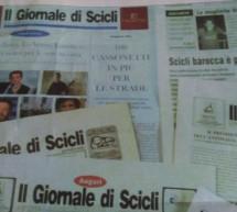 Nuovo numero del Giornale di Scicli in edicola.