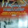 Ancora eventi a Scicli: L'infiorata, i Carretti siciliani, il libro di Cassar Scalìa.