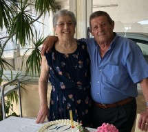 60 anni di matrimonio per i coniugi Caruso