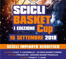Scicli Basket Cup 2018