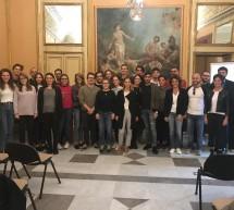 A Scicli studenti-architetti del Politecnico di Milano: stanno studiando il nostro territorio.