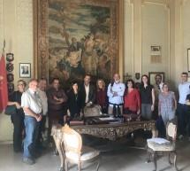 I delegati del Meeting europeo Unesco a Scicli