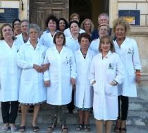 Corso dell'Avo (volontari ospedalieri) dal 5 novembre.