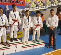 """JUDO – Matteo Agosta conquista la medaglia di bronzo al """"TROFEO ITALIA QUATTRO MORI""""."""