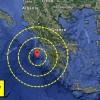 Terremoto in Grecia. Avvertito anche a Scicli stanotte all'una meno cinque.