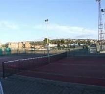 Campi di tennis: avviso di gara decennale
