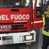 Evacuate tre case in via Calabria
