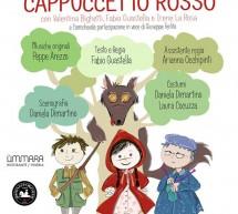 """""""Cappuccetto Rosso"""" all'OfficinOff. Domenica 11 novembre."""