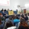 """Latouche con gli studenti del """"Quintino Cataudella"""". Decrescita, contrasto all'oligarchia economica, ambiente da salvare, migrazioni."""