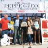 Memorial Peppe Greco: Vince il Ruanda con Muhitira. Primo degli italiana è Wilson Marquez.