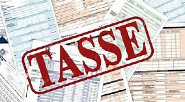 Risultati immagini per giornale la tasse