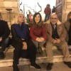 La giurista Paola Balducci in visita a Scicli.