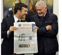 """Gianni Pluchino al """"Centro Studi F. Rossitto"""" di Ragusa. Il tempo e la memoria."""
