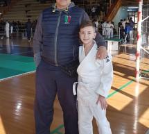 Judo –Quinto posto ai campionati Italiani per il giovane Matteo Agosta