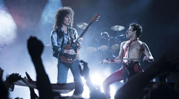 """Al Cinema Italia il film """"Bohemian Rhapsody"""", da venerdì 7 dicembre."""