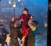 """""""Il ritorno di Mary Poppins"""" al Cinema Italia. Fino al 30 dicembre."""