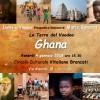 """Viaggio nel Ghana. Foto e racconti di Mario Benenati al """"Brancati"""". Venerdì 4 gennaio."""