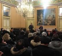 Luca Bianchini fa il bis di simpatia a Scicli. Un nuovo romanzo da leggere e regalare!