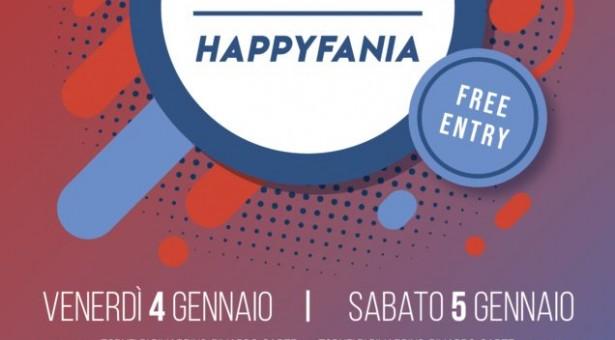 Quintino's Happyfania in Piazza Busacca. Oggi e domani.