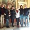 Giornalisti di Sky Arte e Franca Coin a Scicli